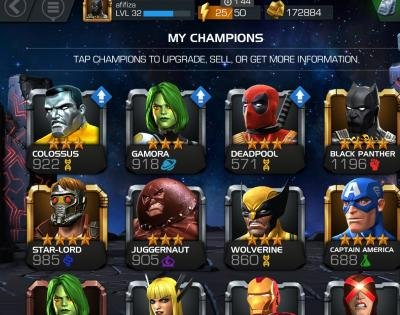 a7e644dad MARVEL Contest of Champions