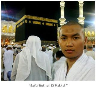 Image result for Saiful claimed he had performed the oath again in Mecca