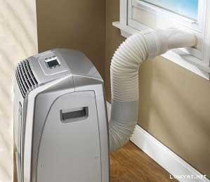 portable air conditioner. Black Bedroom Furniture Sets. Home Design Ideas