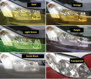 Wts Car Headlight Film