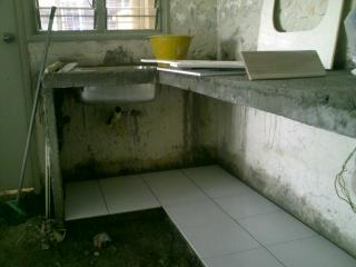 Concrete Tabletop