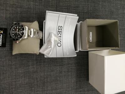WTS-Seiko Prospex SNE437P1 200m Diver's Watch