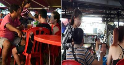High Currency and Cheap Prostitutes Lure SG Uncles