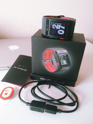 nike+ sportwatch gps powered by tomtom manual