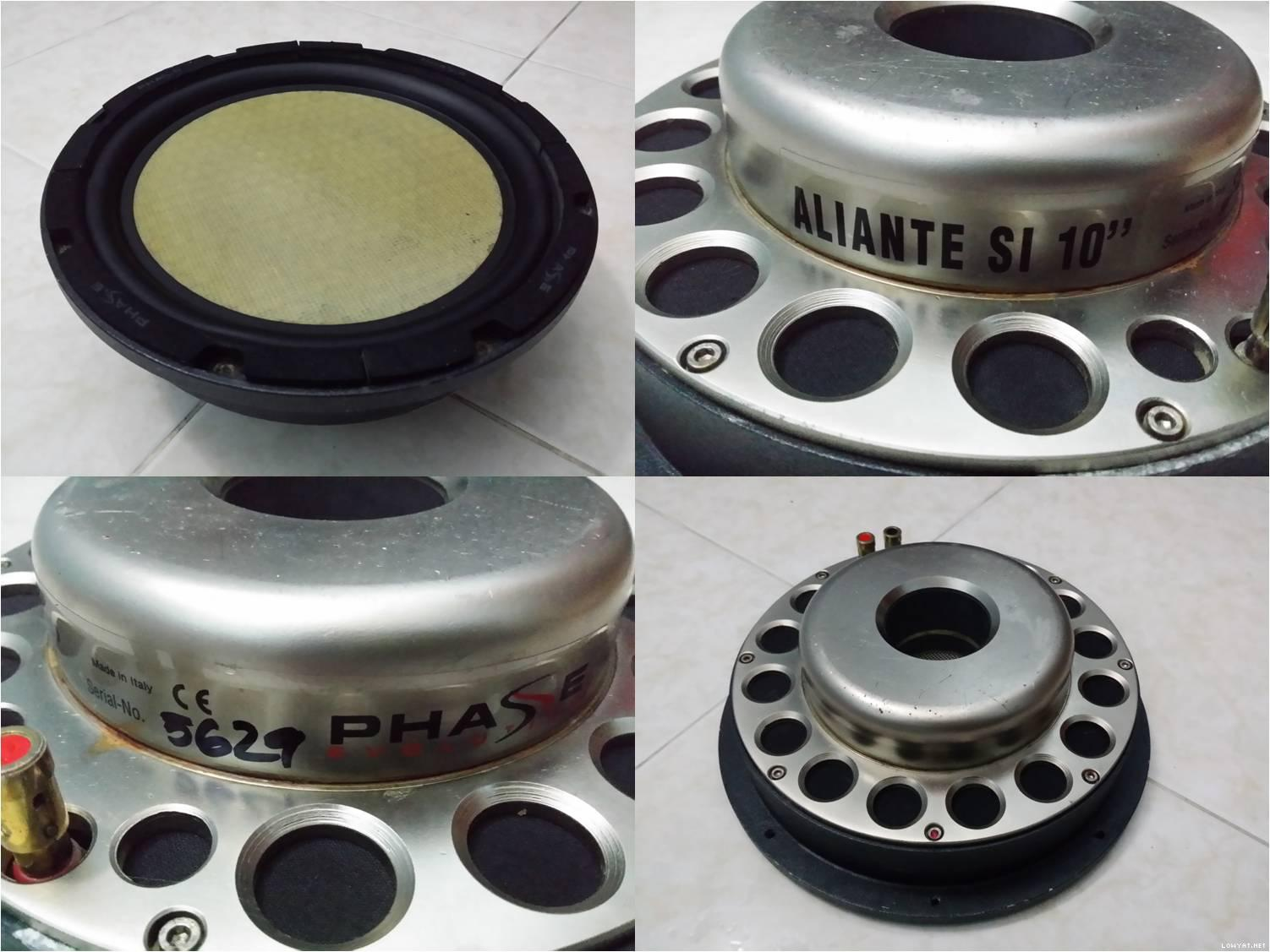 """[WTS] Phase Aliante SI 10"""" Subwoofer Post-237488-1410146553"""