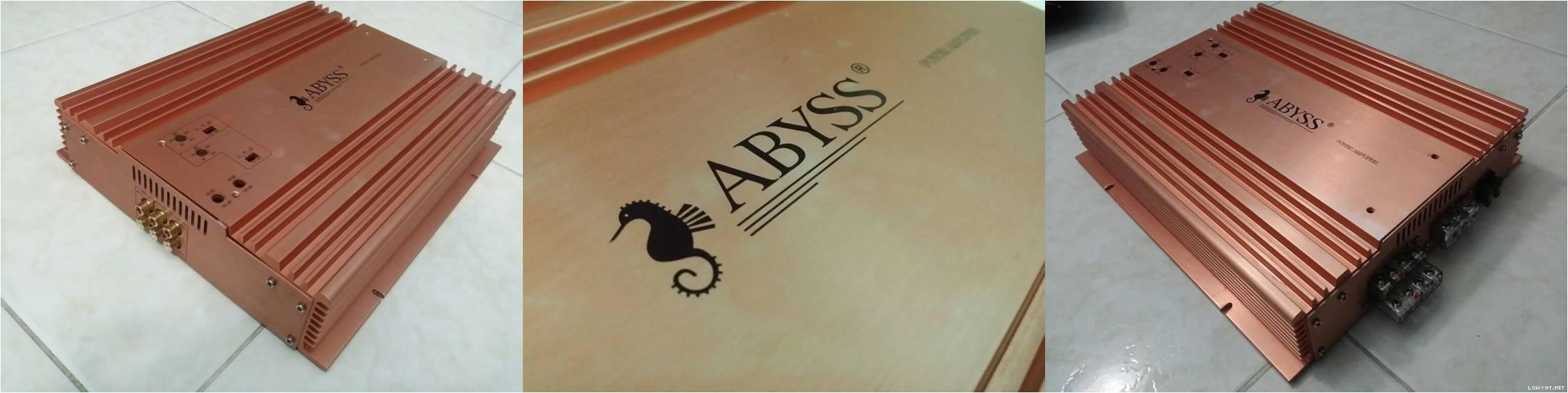 """[WTS] Abyss CT4.400 4-Ch Amplifier """"Dynamic SQ Amp (4 x 90W RMS)"""" Post-237488-1413338359"""