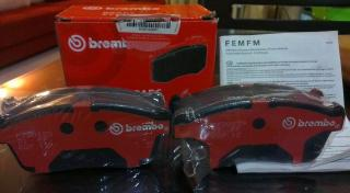 WTS] BREMBO AFTERMARKET DISC ROTOR & BRAKE PAD