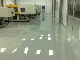 Wts Epoxy Flooring Pu Flooring Epoxy Pu Coating