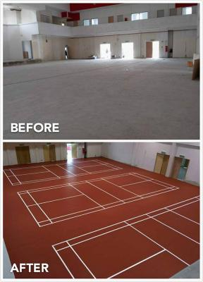 Wts Epoxy Flooring Pu Flooring Epoxy Pu Coating