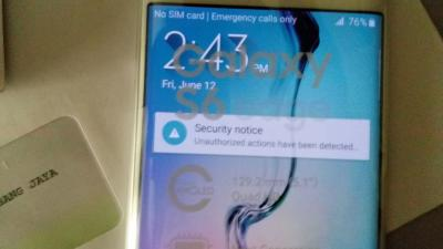 Samsung Galaxy S6 and S6 EDGE Official Thread V2