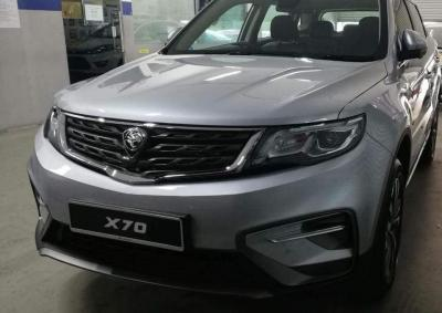 hello proton X70 with real model picture leaked