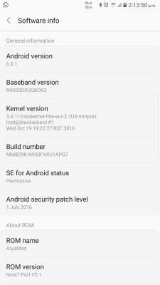 Samsung Galaxy Note 3 - Official Thread V20