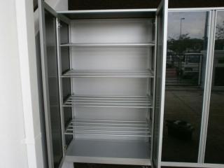 Astonishing Custom Made Aluminium Cabinet Download Free Architecture Designs Ogrambritishbridgeorg