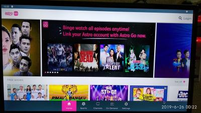 Any recommended android box for Astro Go?
