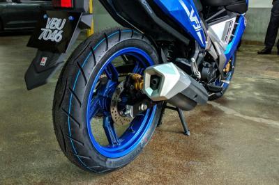 Motorcycle SYM 185cc