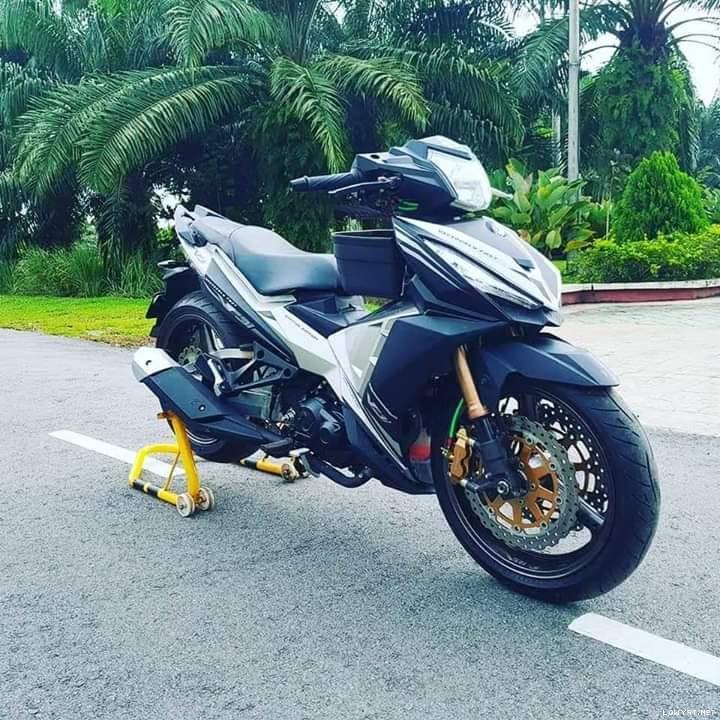 Sym VF3i (185cc) 2018 – RM7,988!