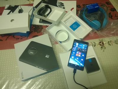 V1] Microsoft Lumia 950 and 950XL