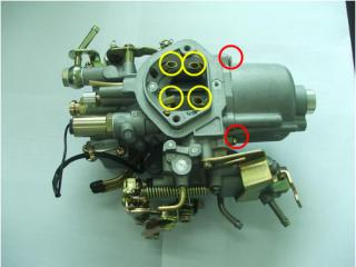 how to tune air fuel ratio 4g13 4g15 carburetor rh forum lowyat net mitsubishi 4g15 carburetor manual 4g15 carburetor service manual pdf